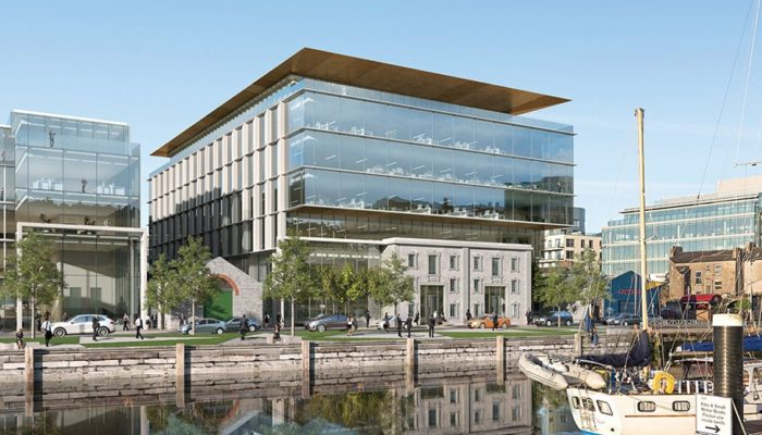Investment fund giant, Clearstream to provide 600 jobs in Navigation Square