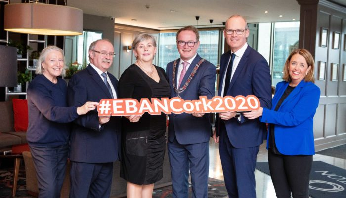 Cork selected to host EBAN 2020