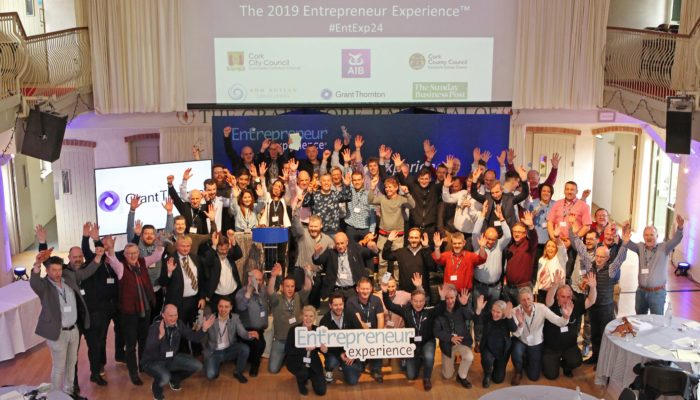 2020 Entrepreneur Experience -Event Postponed to November 2020 due to Covid-19 outbreak.